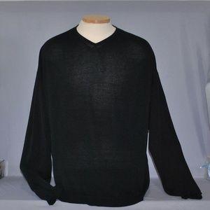 Saks Fifth Avenue Men's Silk Sweater Size XXL